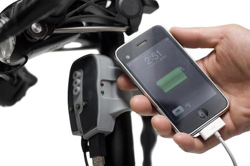 Apaelho transforma pedaladas em energia para carregar celular e mp3 player