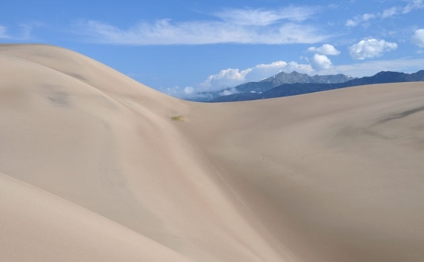 Parque Nacional das Grandes Dunas, no Colorado. Foto de tchiakulas/The Wilderness Society
