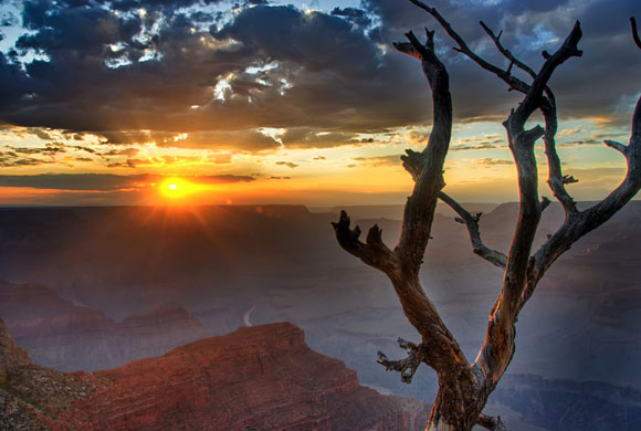 Parque Nacional do Grand Canyon, no Estado do Arizona. Foto de Jason K. Bach/The Wilderness Society
