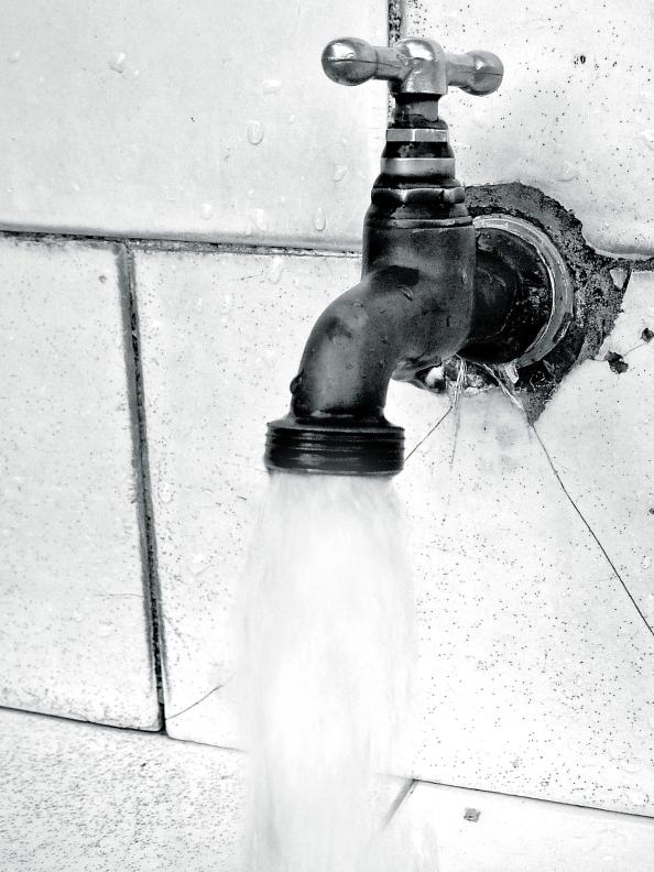 Em Bundanoon, na Áustrália, água só de torneira