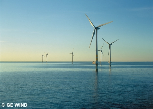 Empress calculam que a instalação das turbinas em alto mar pode custar cerca de 57 bilhões de Euros