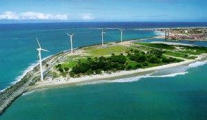 O Estado concentra hoje o maior parque gerador de energia eólica do país